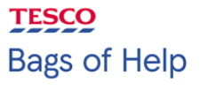 Discover Tesco, Bags of Help and Groundwork UK online here...