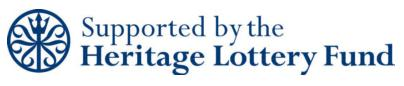 Home page of the Heritage Lottery Fund