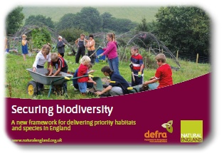 Securing biodiversity image and download link
